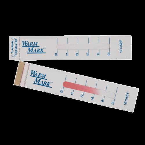 Термоиндикаторы ВомМарк ЛОНГ РАН – точность показаний до 1 градуса!