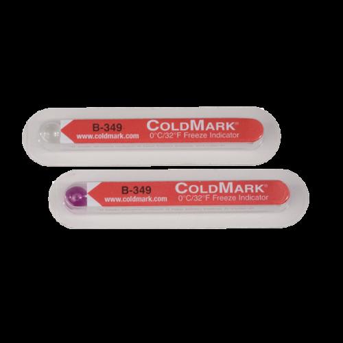 КОЛДМАРК (Coldmark) cертифицированные термоиндикаторы понижения температуры с выгодой для покупателя