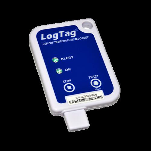 Термоиндикатор USB регистрирующий ЛогТэг ЮТРИКС-16 (LogTag UTRIX-16) многократного запуска