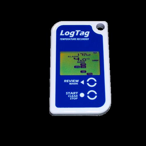 Термоиндикатор многократного запуска до 3-х лет ЛогТэг ТРИД30-7Ф (LogTag™ TRID30-7F)