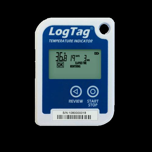 Термоиндикатор однократного запуска  ЛогТэг ТИК20 (LogTag™ TIC20)