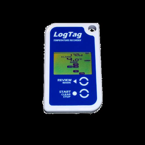 Для долгой службы – термометр для холодовой цепи LogTag со сменным аккумулятором!