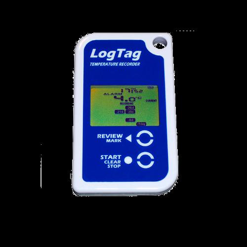 Многократный терморегистратор: купить надежность от LogTag!