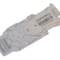 Изображение Пломба для стреп-ленты, для паллеты КРОСС: целостность упаковки и грузов