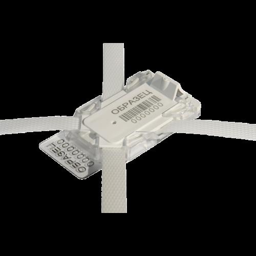 Пломба для паллеты КРОСС: целостность упаковки и грузов