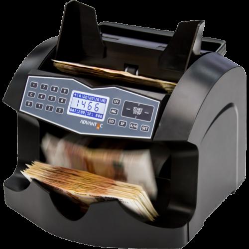 Счетчик Cassida Advantec 75 Value с многоуровневой проверкой банкнот