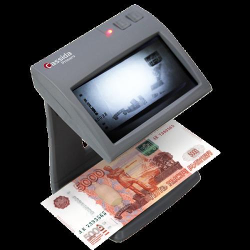 Изображение Cassida Primero Laser Антистокс – детектор с экспресс-проверкой «веером»