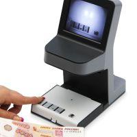 Изображение Cassida UNO plus Laser – надежный просмотровый детектор банкнот