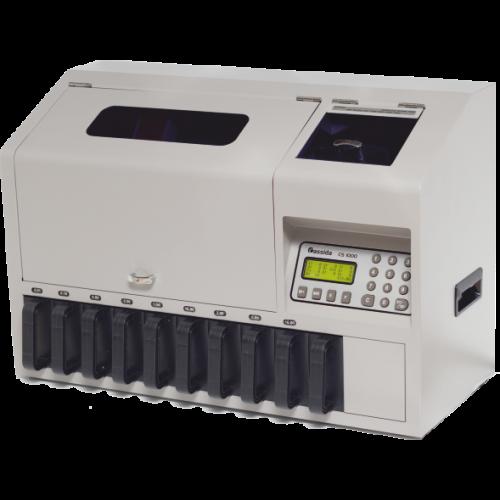 Cassida CS-1000 сортировщик монет с детекцией