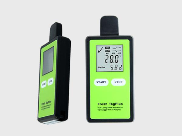 Изображение Логгер температуры Fresh TagPlus(Фреш Таг Плюс),многоразовый, USB, PDF отчет
