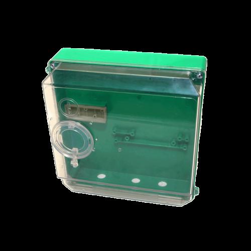 Изображение Опечатываемый корпус-блок СЕКЬЮРБОКС для контроля приборов учета электроэнергии и устройства АИИС КУЭ