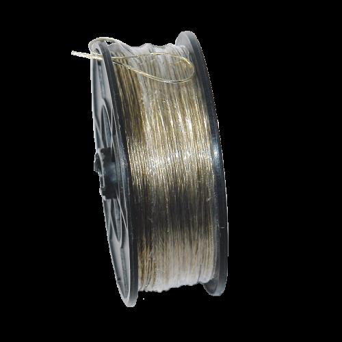 Трос металлополимерный в изоляции (ТМП 0,85 / 100м)