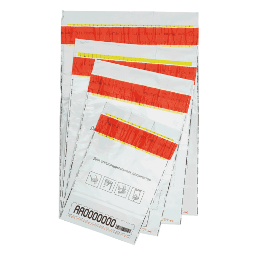 Сейф-пакеты, самоклеящиеся карманы, курьерпаки