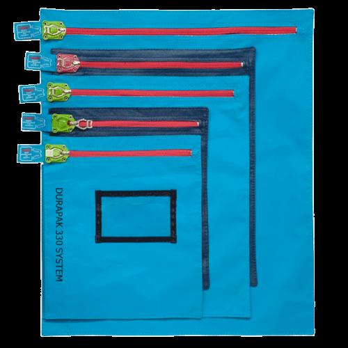 Опечатываемые мягкие сейф-контейнеры