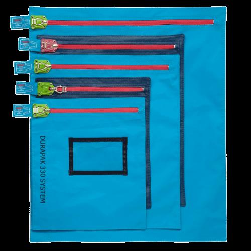 Изображение Сейф-контейнер с пломбой – неприкосновенность важных документов при перевозке