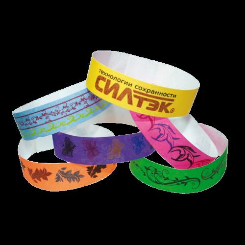 Контрольные браслеты TYWEK для клубов и посетителей, неоновые